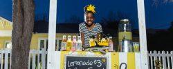 Mikaila Ulmer la niña de 10 años Fundadora de BeeSweet Lemonade